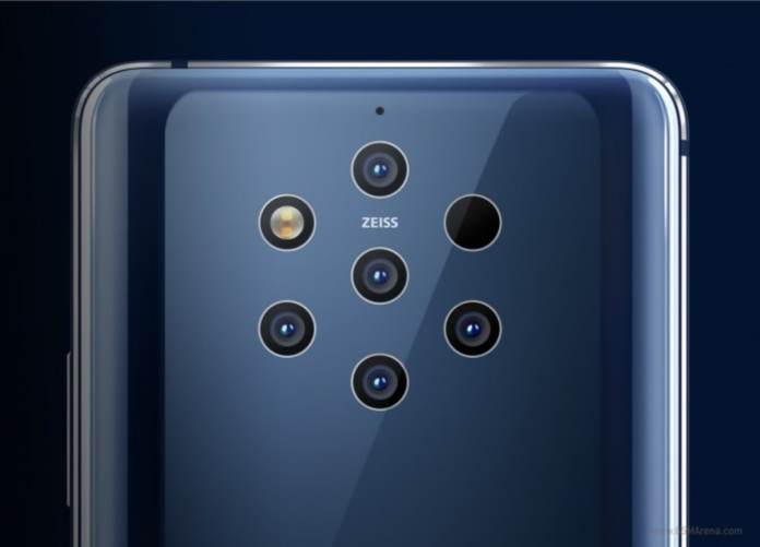 Nokia 9 PureView: Five Camera Smartphone Already Official
