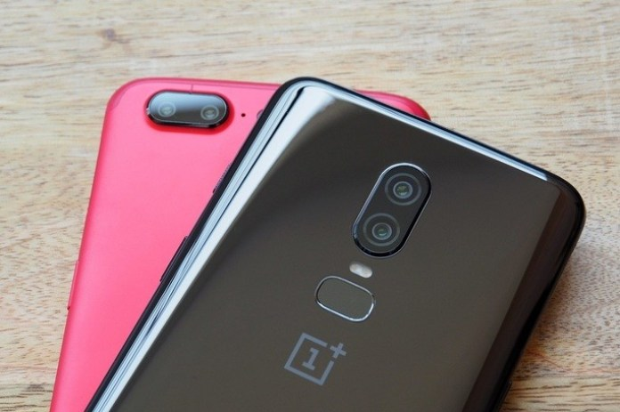 OnePlus 5 and 6T