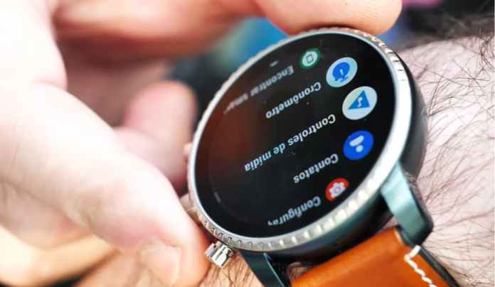 Smartwatch: Google WearOS 2.3 comes to some devices!