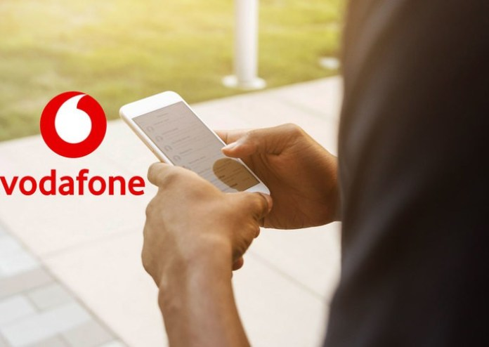 Vodafone customer account 3500 euros Vodafone RED Infinity