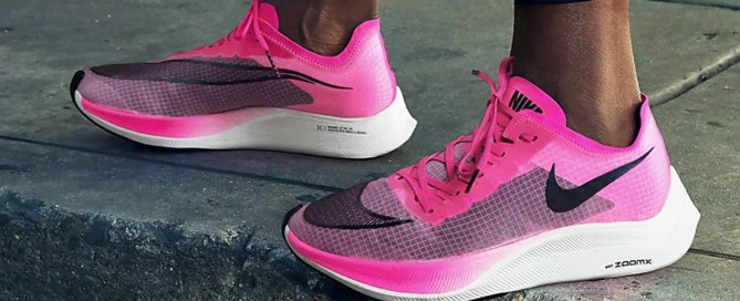 They want to ban these Nike shoes because they make you run more