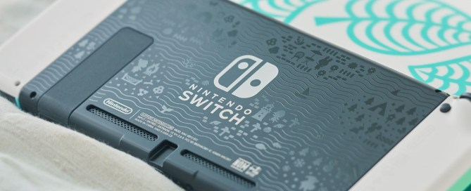 Nothing new Nintendo Switch for 2020, in return look at this new edition