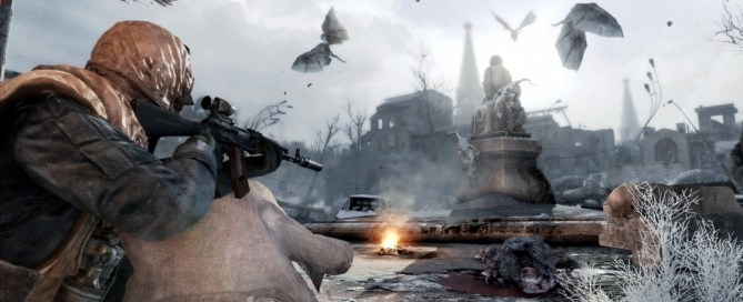 Metro Redux for Nintendo Switch will run up to 1080p