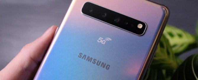 Samsung claims to have dominated the 5G market in 2019. It understands