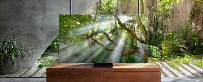 Samsung's new 8K TV will surprise you in every way!