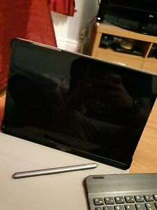 Samsung Galaxy Tab S6 128GB, Wi-Fi + 4G (EE), 10.5 in - Mountain Grey