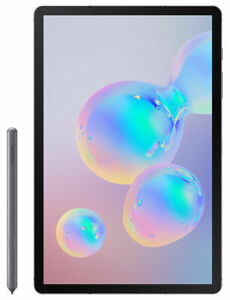 Samsung Galaxy Tab S6 SM-T865 256GB, Wi-Fi + 4G Unlocked 10.5in - Mountain.