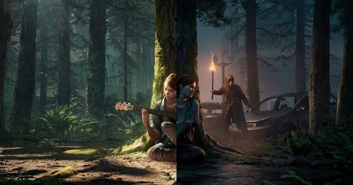 Download the theme and wallpapers of 'The Last of Us Part II' for PS4