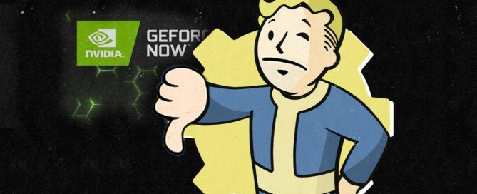 Neither Fallout nor Doom, GeForce Now loses Bethesda games