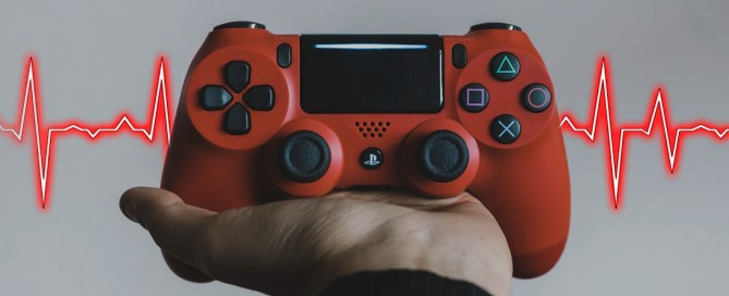 What if PlayStation 5 were able to know how nervous you are in full play?