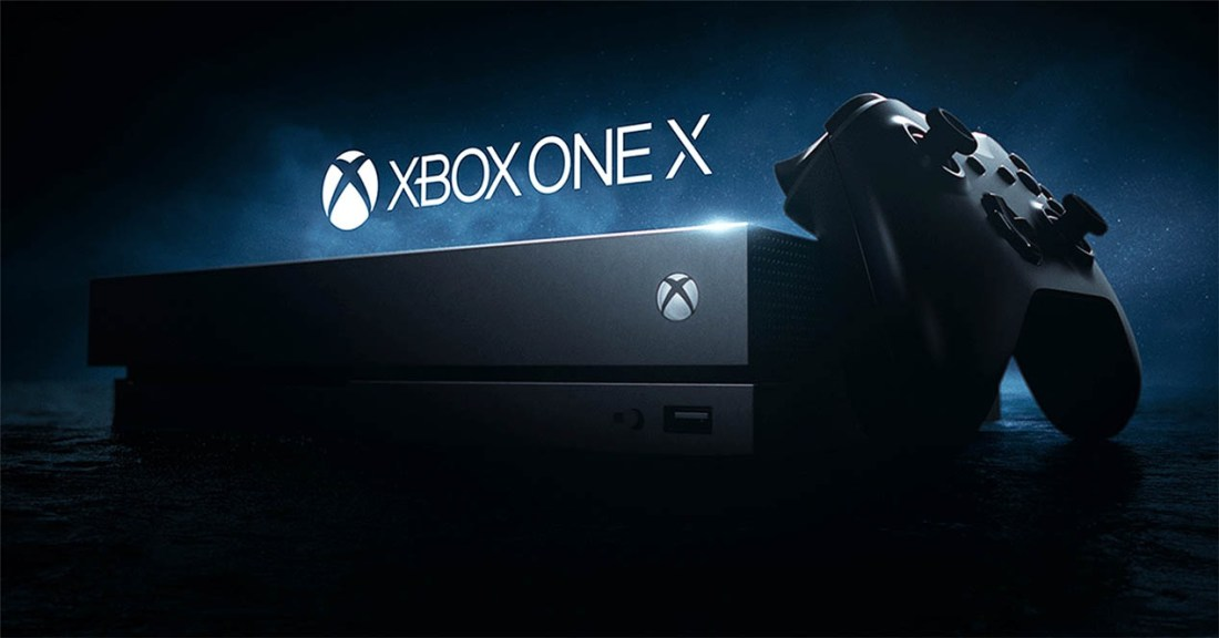 Xbox One X Christmas Deals