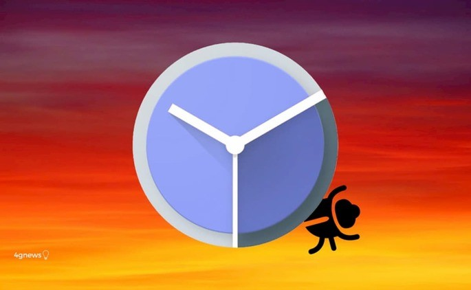 Google Clock solves one of the application
