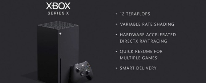 With the Xbox Series X your games do not end with a simple restart of the console