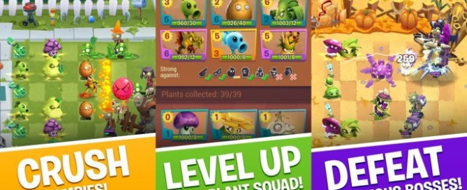 Plants vs Zombies 3 Android iOS