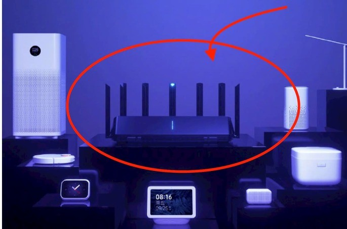 Xiaomi router will feature 7 antennas, Dual-Band and Wi-Fi 6
