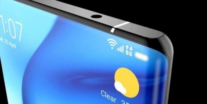 Alleged Huawei Mate 40