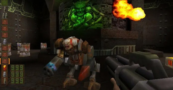 Download Quake II for free and keep it forever