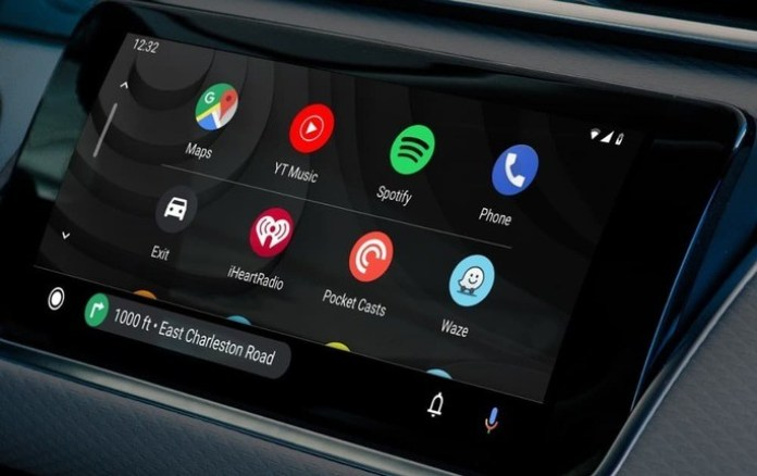 Android auto Android 11