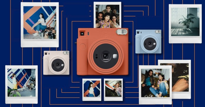 Fuji launches a new camera for lovers of analog