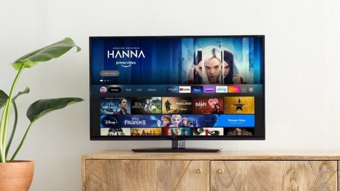 Amazon Fire TV's User Inferface has been revamped