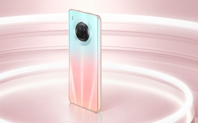 Huawei Y9a official photo