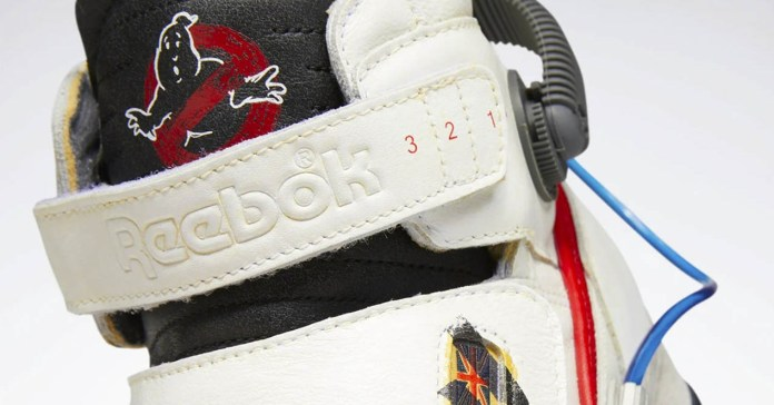 You're going to want (a lot) these Reebok x Ghostbusters sneakers