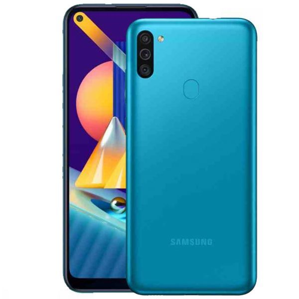This is the Samsung Galaxy M11