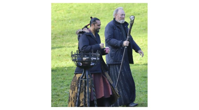 The Witcher - filming