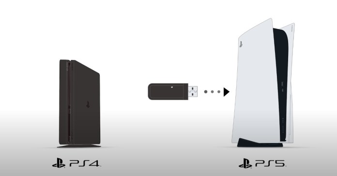 How to copy and save all the data on your PS4 and your new PlayStation 5