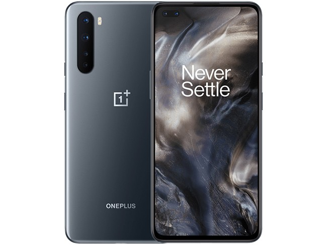 OnePlus Nord gray