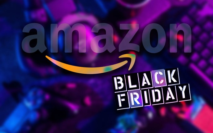 Gaming Products Black Friday Amazon