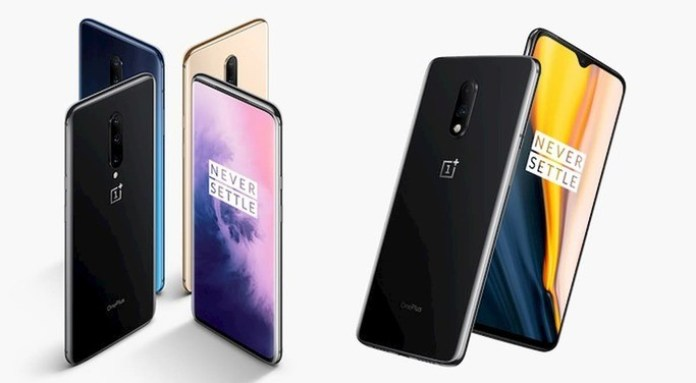 OnePlus 7 Pro and OnePlus 7