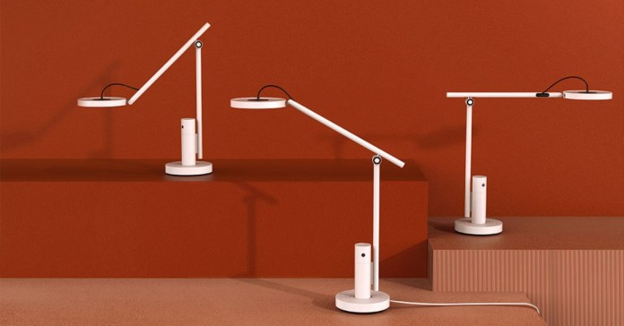 Xiaomi has a desk lamp with an integrated camera