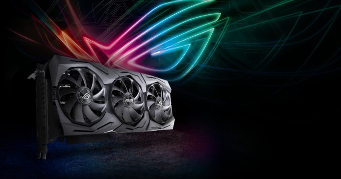 RTX 3080 Ti with 20GB of memory?  Asus accidentally confirms its existence!