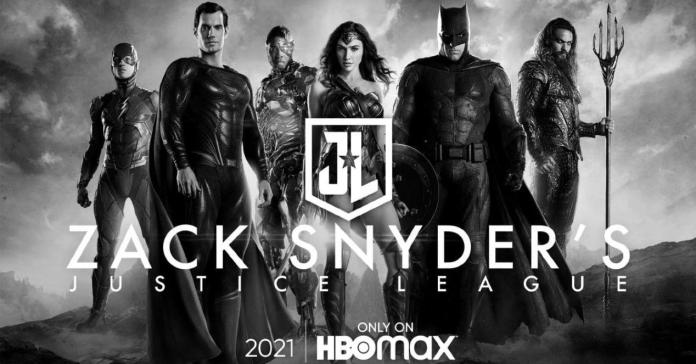 Zack Snyder's Justice League Has Release Date
