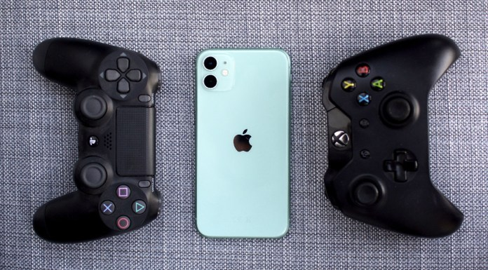 Controllers PS4 Xbox One iOS 13