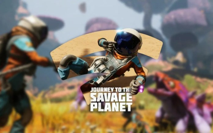 Journey to the Savage Planet Google Stadia