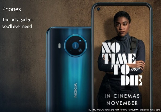 New James Bond film is postponed again and Nokia is to blame! -  Entertainment Box