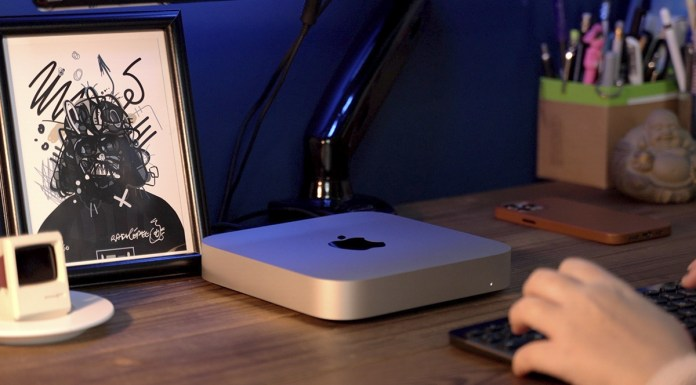 Mac mini with M1, review
