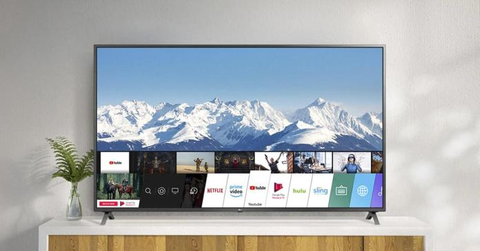 Deal: this LG 4K Smart TV drops (almost) to its all-time low