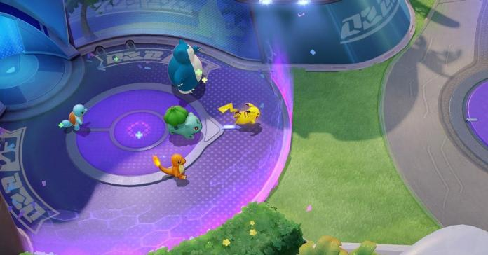Pokémon Unite expands borders and will begin a new regional beta