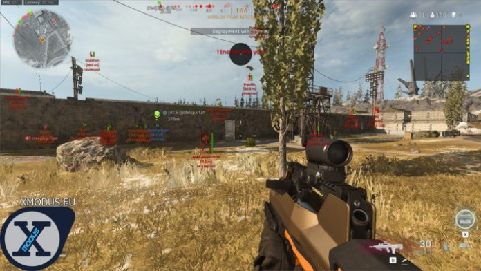Call of Duty: Warzone Cheat
