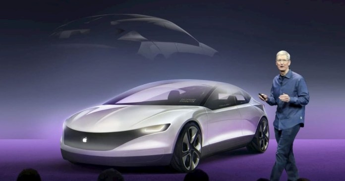 Apple Car: Nissan will have talked to Apple, but discussions soured