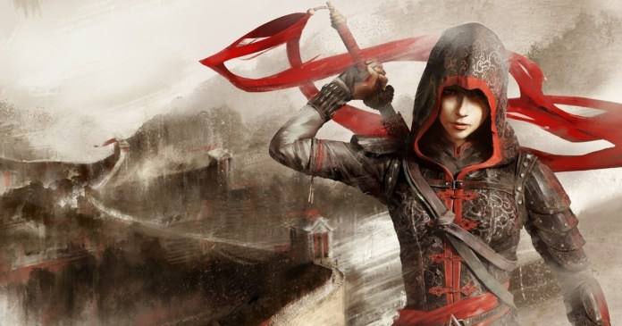 Looking for a game for the weekend?  Assassin's Creed Chronicles: China is free!