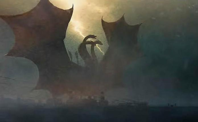 Do you like Godzilla?  These movies have similar giant monsters