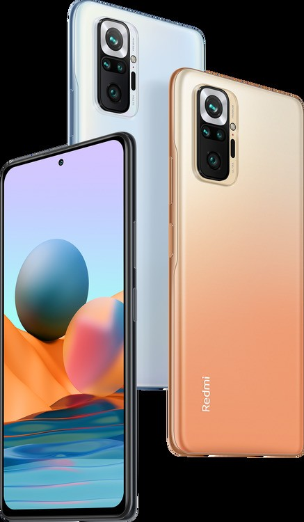 This is the Redmi Note 10 Pro