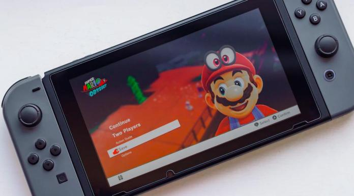 Nintendo Switch to parts