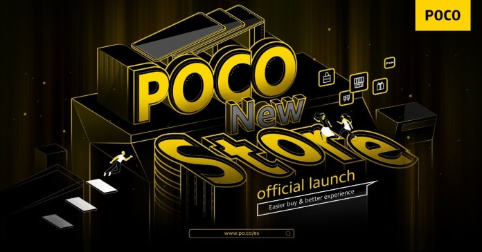 Xiaomi's most independent POCO in Spain with new online store.  When is Portugal going?