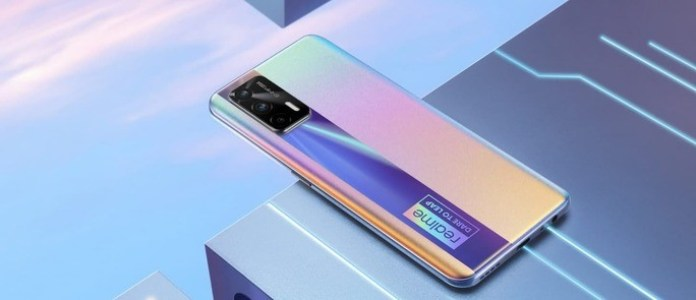 This is the Realme GT Neo