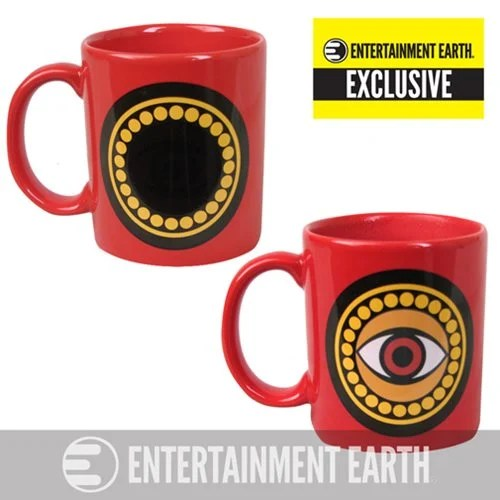 Dr. Strange Eye of Agamotto Heat Change Mug - EE Exclusive